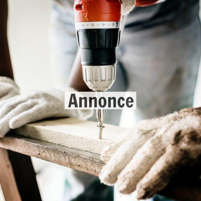Sådan kan du som håndværker tjene ekstra penge, hvis du har materialer eller redskaber i overskud
