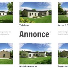 Bernt Nielsen – Arkitekttegende typehuse