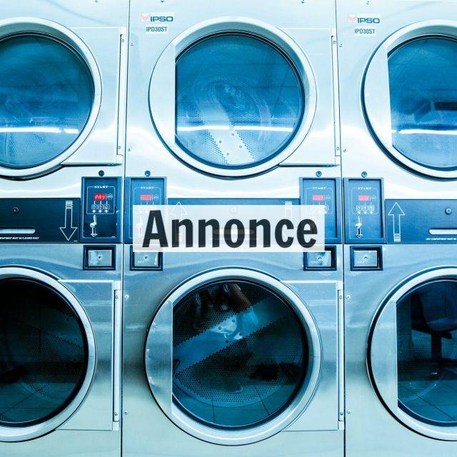 Disse ting skal du købe til dit vaskeri
